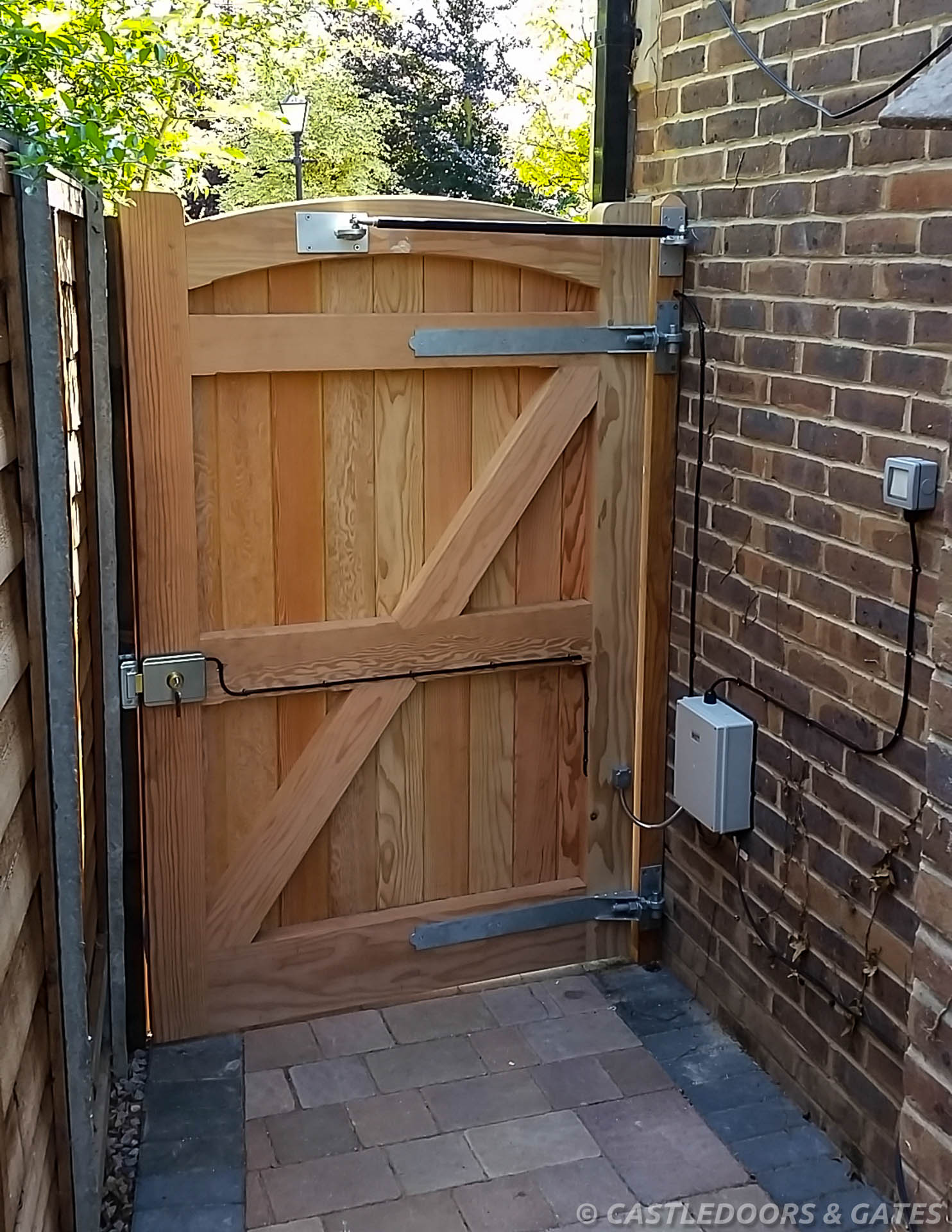 Examples Of Our Work Castle Doors And Gates