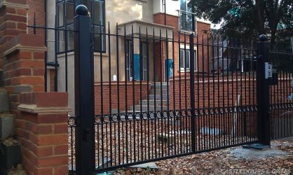 Newmarket Design High Gates